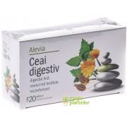 Ceai digestiv 20 DZ – Alevia