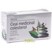Ceai medicinal colesterol 20 DZ - Alevia