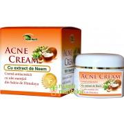 Crema antiacneica 40 G - Ayurmed
