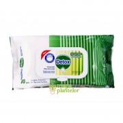 Servetele umede antibacteriene Detox 80 BUC - Best Buy