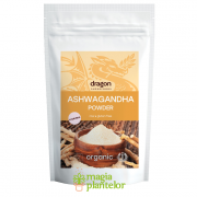 Ashwagandha Powder bio 200 G - Dragon Superfoods