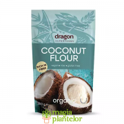 Faina de cocos eco 200 G - Dragon Superfoods