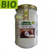 Ulei cocos bio virgin presat rece 600 G - Driedfruits