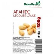 Arahide decojite crude 500 G - Depal
