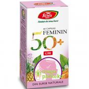 Feminin 50+, G98, 60 capsule - Fares