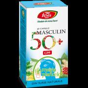 Masculin 50+, G99, 60 capsule - Fares