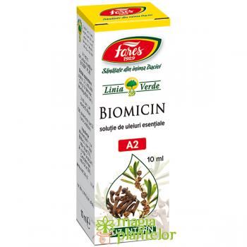 Biomicin A2 ulei 10 ML – Fares