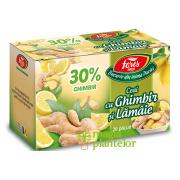 Ceai 30% ghimbir, lamaie 20 DZ – Fares