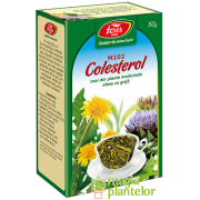 Ceai colesterol 50 G - Fares