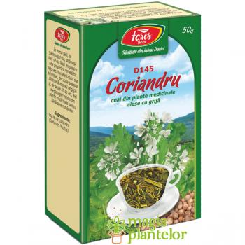 Ceai coriandru 50 G - Fares
