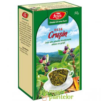 Ceai crusin 50 G - Fares