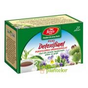 Ceai detoxifiant 20 DZ – Fares