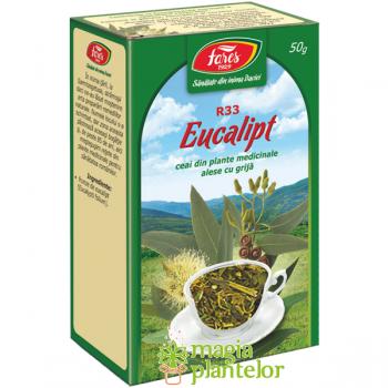 Ceai frunze eucalipt 50 G - Fares