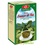 Ceai frunze nuc 50 G - Fares