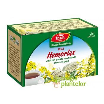 Ceai Hemorlax 20 DZ – Fares