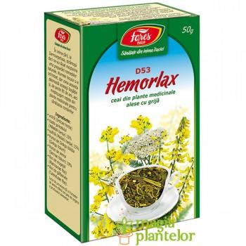 Ceai Hemorlax 50 G – Fares