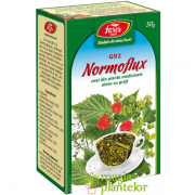 Ceai Normoflux 50 G - Fares