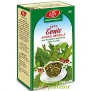Ceai Tonic intaritor 50 G - Fares