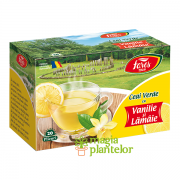 Ceai verde lamaie vanilie 20 DZ – Fares