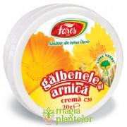 Crema galbenele si arnica 20 G – Fares
