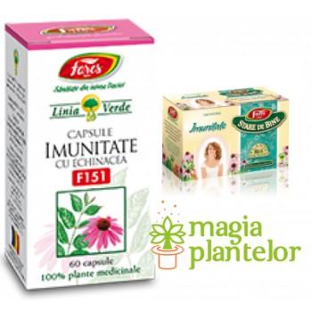 ceai imunitate fares
