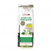 Ceai-verde & flori de Iasomie 50 G - FarmaClass