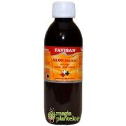 Aloe-delicat sirop diabetici 250 ML - Favisan
