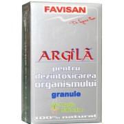 Argila granule 100 G- Favisan