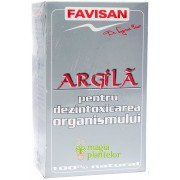 Argila praf 100 G- Favisan