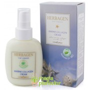 Crema cu colagen marin si ulei de avocado bio 100 G – Herbagen