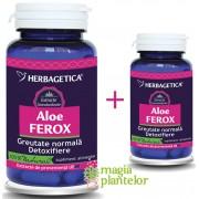 Aloe Ferox 60+30 CPS - Herbagetica