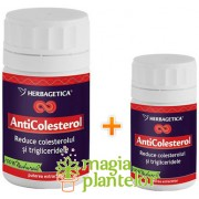 Anticolesterol 70+30 CPS - Herbagetica