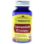 Curcumin95 C3 complex 60 CPS - Herbagetica
