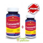 Curcumin95 C3 complex 60+10 CPS - Herbagetica