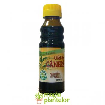 Ulei de Canepa 100 ML - Herbavit