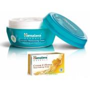 Promo Crema hidratanta 50 ML+ Sapun cu miere 75 G – Himalaya