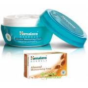 Promo Crema hidratanta 50 ML+Sapun cu migdale 75 G – Himalaya