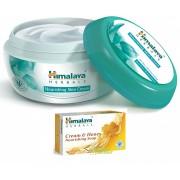 Promo Crema hranitoare 50 ML+Sapun cu miere 75 G – Himalaya