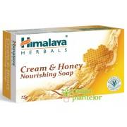 Sapun hranitor cu smantana si miere 75 G - Himalaya
