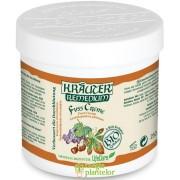 Crema pentru picioare cu vita de vie si plante Bio 250 ML – Krauter