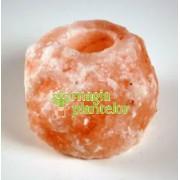 Candela cristal neprelucrat 1-1.5 kg sare Himalaya - Monte