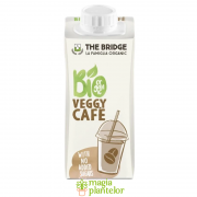 Bautura bio din orez cu migdale cafea 200 ML The Bridge - My Bio Natur