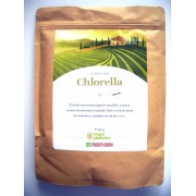Chlorella pulbere 250 G - Parapharm