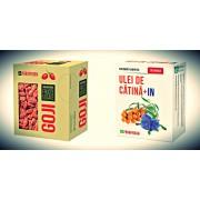 Goji 100 G + Ulei catina + In 30 CPS promo - Parapharm
