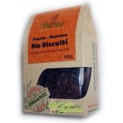 Biscuiti bio fara gluten din fructe si roscove 100 G – Petras