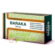 Baraka 100 MG 24 CPS - Pharco