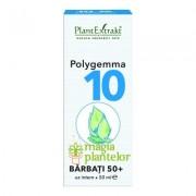 Polygemma 10 (Barbati 50+) 50 ML - PlantExtrakt