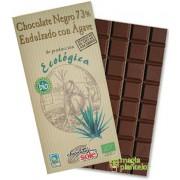 Ciocolată neagră BIO cu sirop de agave 100 G – Pronat