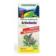 Anghinare bio suc pur 200 ml - Schoenenberger