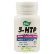 5-HTP 30 TB - NATURE'S WAY -Secom